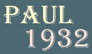 Paul 1932